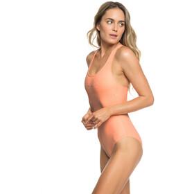Roxy Fitness Basic Traje de baño de una pieza Mujer, souffle